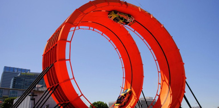 Double Loop Dare at X-Games - 1