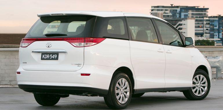 Toyota Tarago - 2