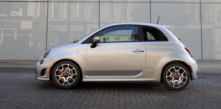 Fiat 500 Turbo - 2