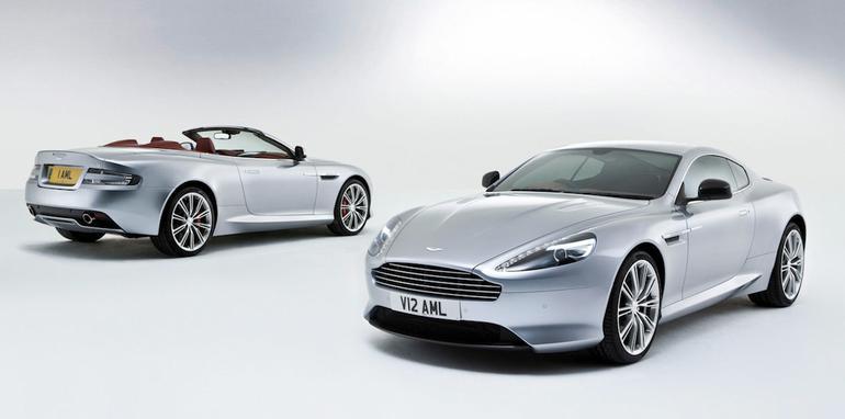 2013 Aston Martin DB9 - Coupe and Volante
