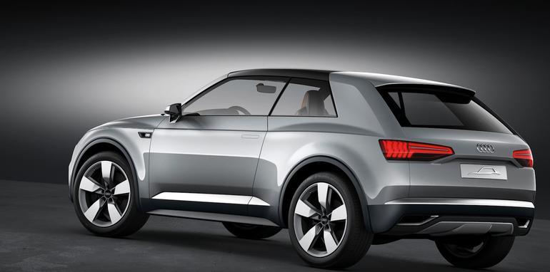 Audi Crosslane Coupe concept - 3