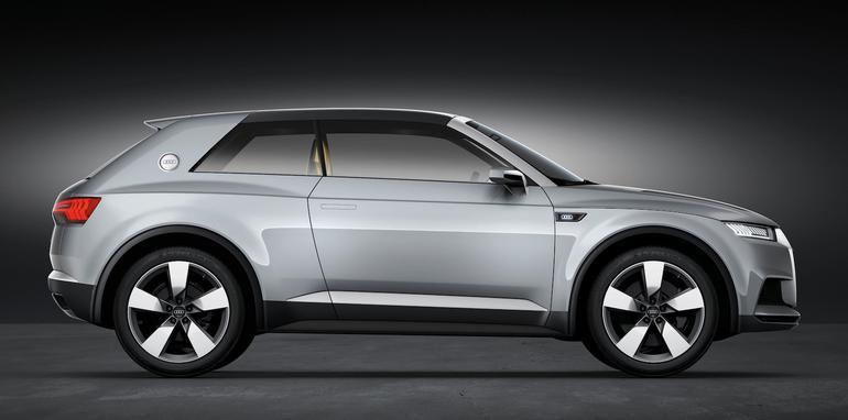 Audi Crosslane Coupe concept - 5