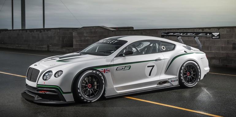 Bentley Continental GT3 concept race car - 1