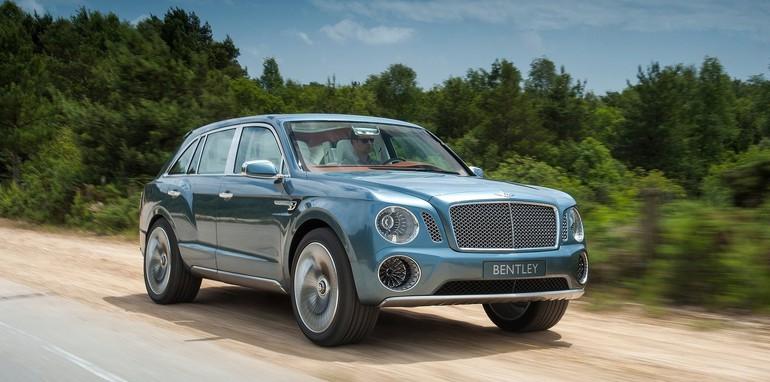 Bentley EXP 9 F - 1