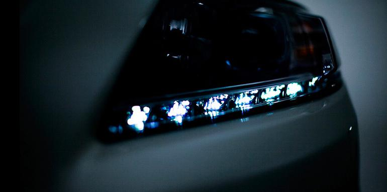 Honda CR-Z Teaser - Light
