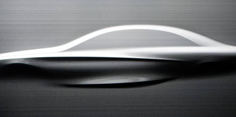 Mercedes-Benz S-Class Sculpture
