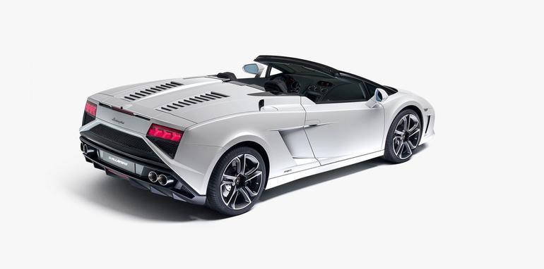 2013 Lamborghini Gallardo Spyder - 1