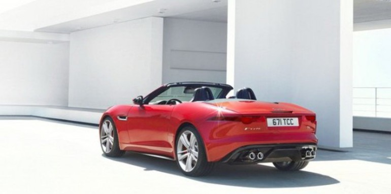 Jaguar F-Type Roadster-2