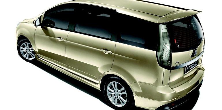 Nissan Rogue 7 Seater >> Proton Exora: Australia's cheapest seven-seater due in 2013