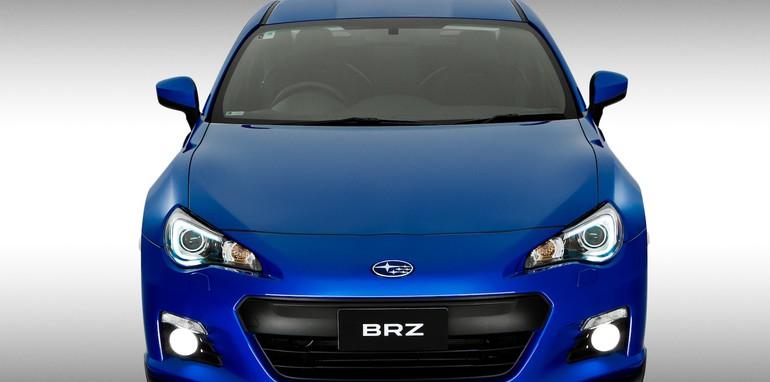 Subaru BRZ STI Sports Kit Concept - 3
