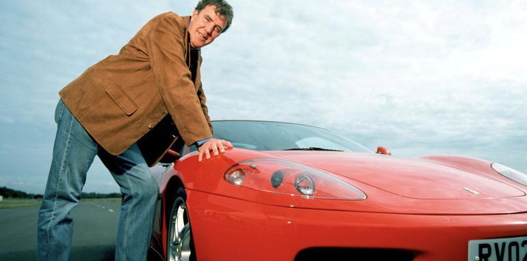 Top Gear Jeremy Clarkson