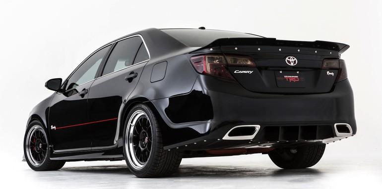 Toyota Camry 'Rowdy Edition' - 1