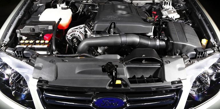 Ford Falcon - Engine Bay