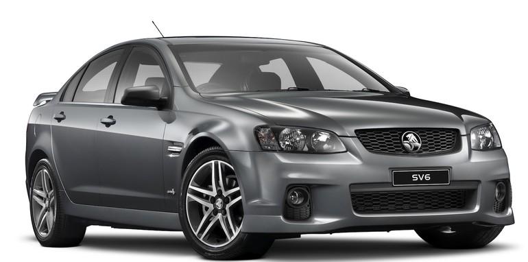 Holden Commodore VE Series II SV6