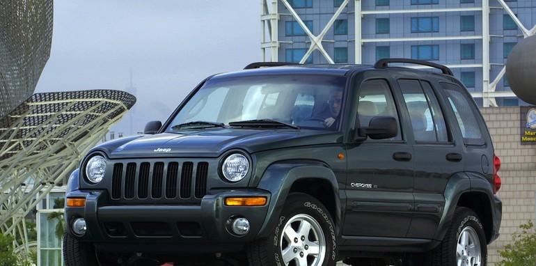 Jeep Cherokee - 2002