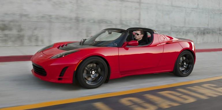 Tesla Roadster 2.5 - 2