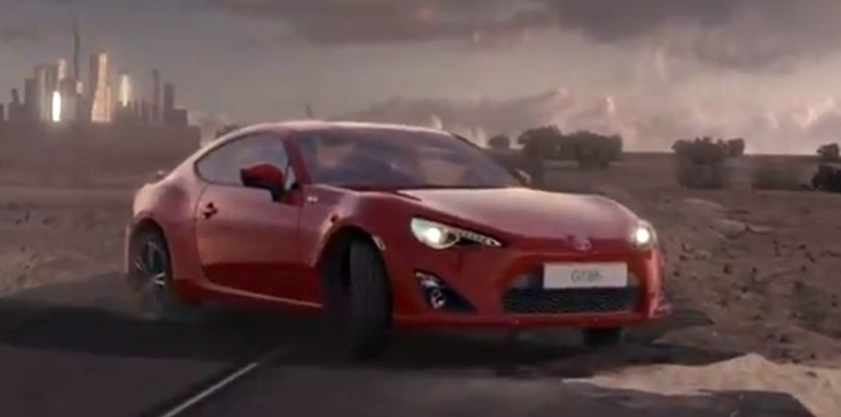 Toyota 86 Real Deal - 2