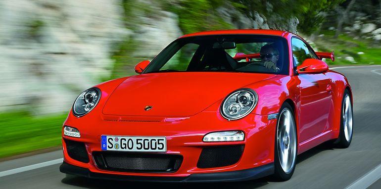 Porsche 997 911 GT3 - 2