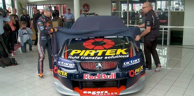 Casey Stoner's Red Bull Racing Australia V8 Supercar - 2