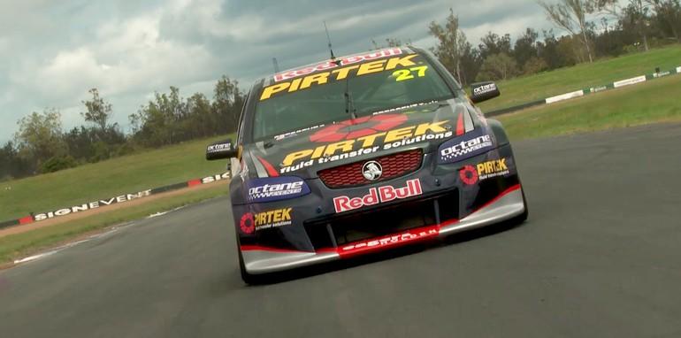 Casey Stoner's Red Bull Racing Australia V8 Supercar - 8