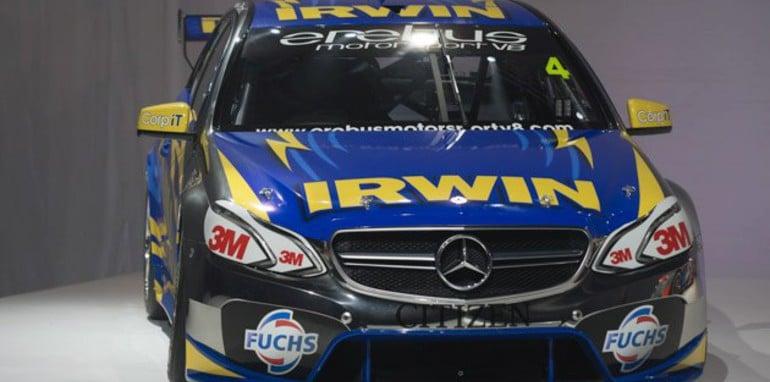 Erebus Motorsport V8 Supercars - 6
