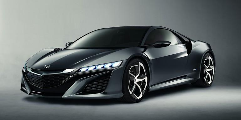 Honda NSX Concept - Next Evolution - 1