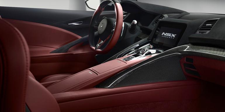 Honda NSX Concept - Next Evolution - 2