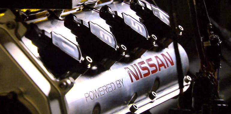 Nissan Motorsport Video