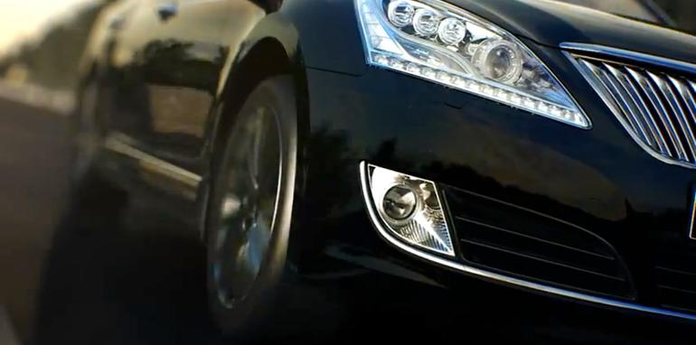 Hyundai Equus - 2