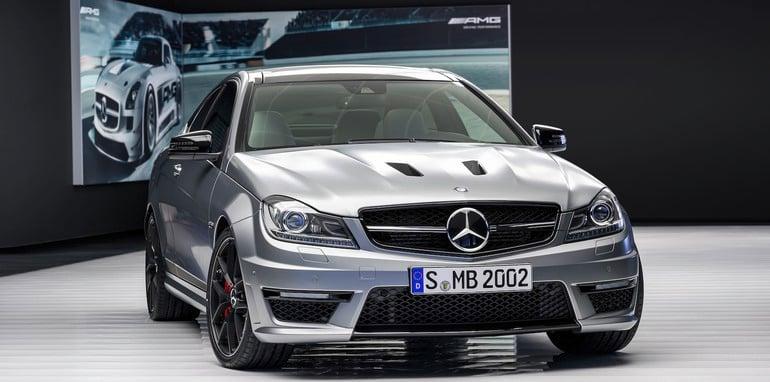 Mercedes-Benz C63 AMG Edition 507 - 1