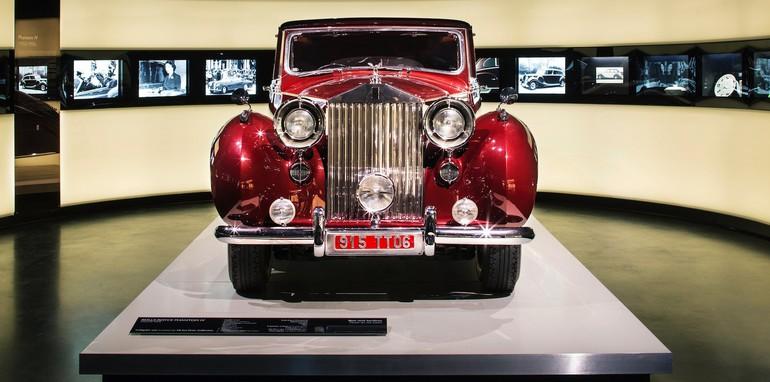 Rolls-Royce Exhibition - 2