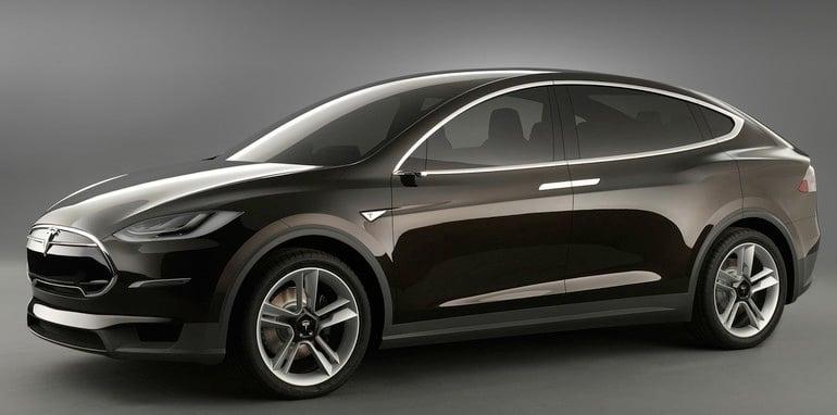 Tesla Model X - 2