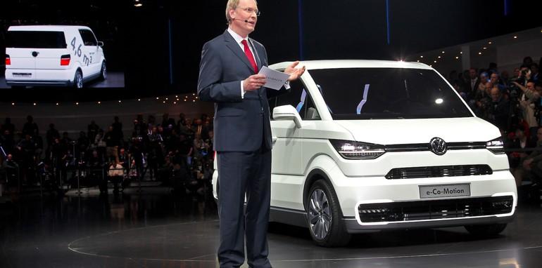 Volkswagen e-Co-Motion - 4
