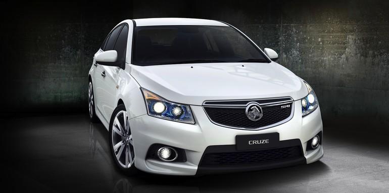 Holden Cruze Hatch - 1