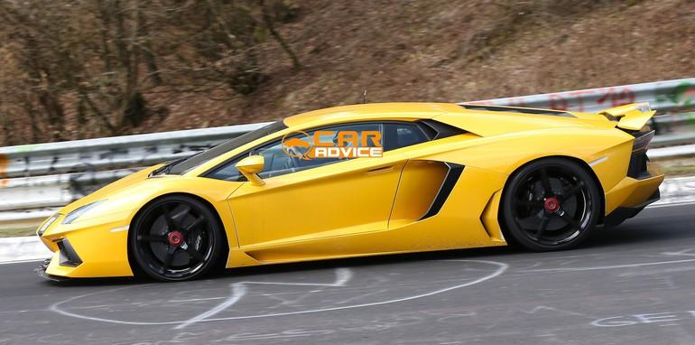 Lamborghini Aventador SV - 4