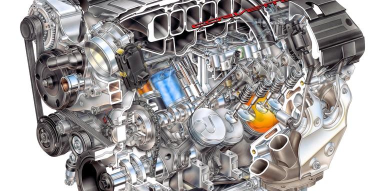 """2014 """"LT-1"""" 6.2L V-8 VVT DI (LT1) for Chevrolet Corvette"""