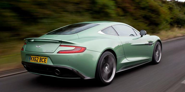 Aston Martin CEO Ulrich Bez3