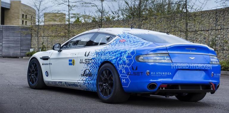 Aston Martin Rapide S Hybrid Hydrogen06