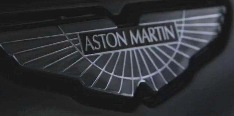 Aston Martin Teaser
