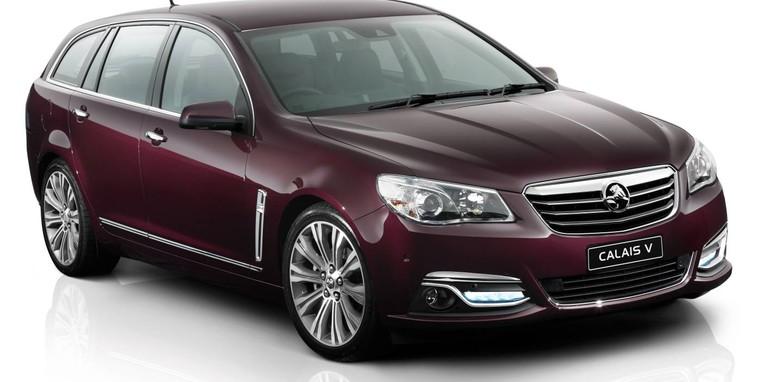 Holden Calais wagon