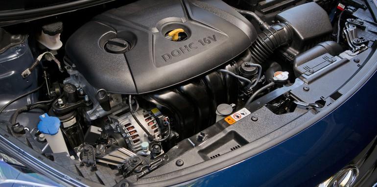 Hyundai i30 - Engine Bay