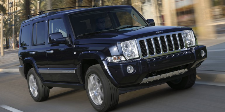 Jeep Commander - 1