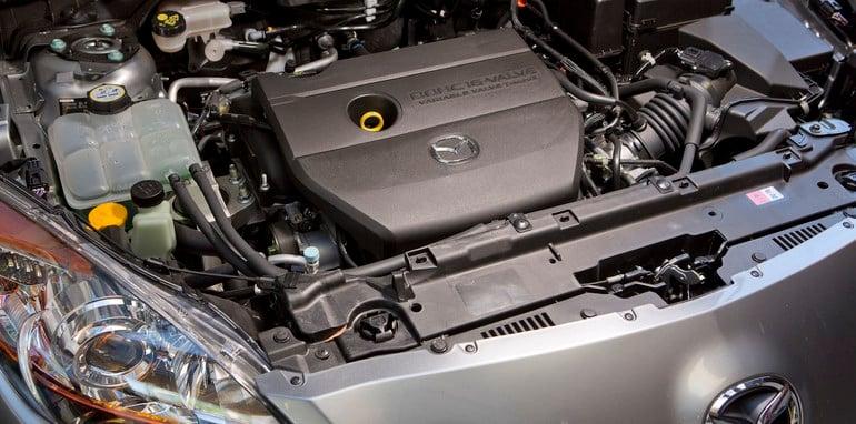 Mazda 3 - Engine Bay