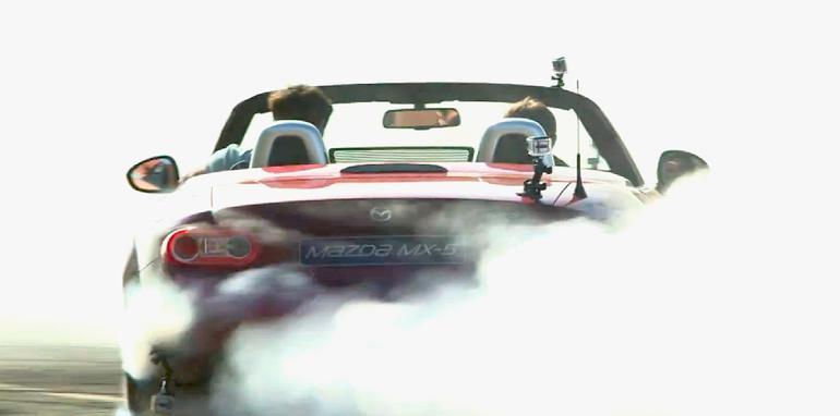 Mazda MX-5 Frisbee - 2