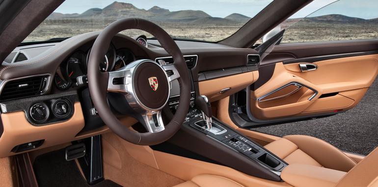 Porsche 911 Turbo S Interior _1_