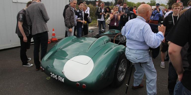 Stirling Moss DBR16