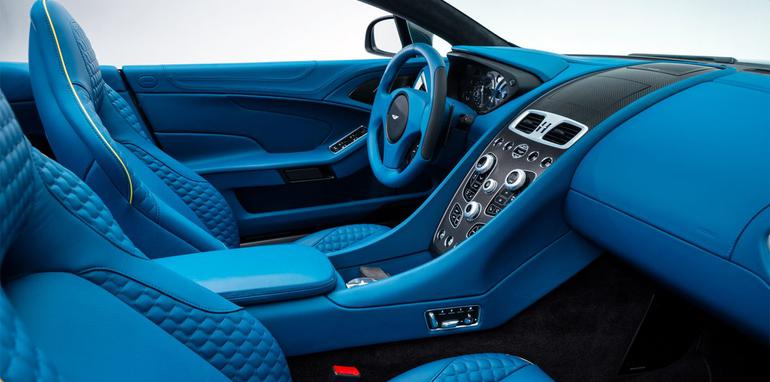 Aston Martin Vanquish Volante13