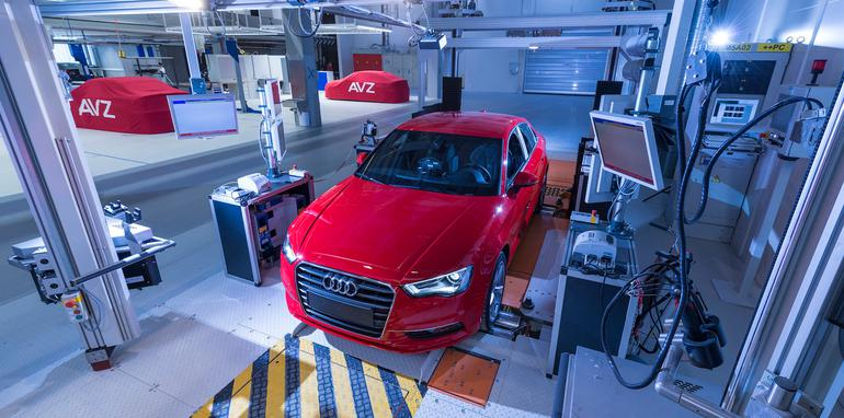 AUDI HUNGARIA MOTOR Kft., Gy?r (Ungarn)