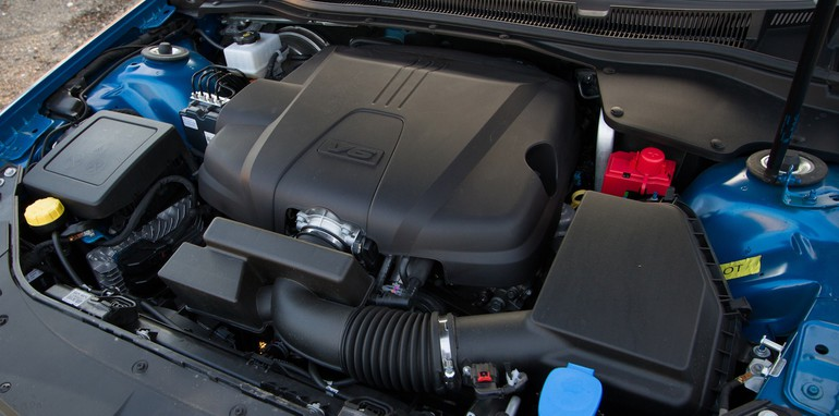 Holden Commodore v Ford Falcon-41