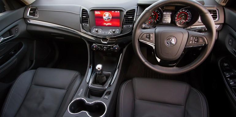 Holden Commodore v Ford Falcon-53